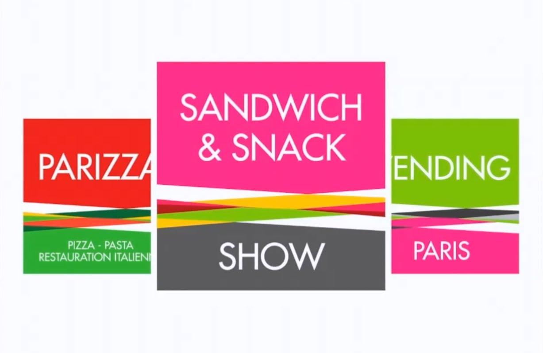 sandwich et snack show Paris