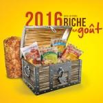 2016 Riche en Goût ALSALOR