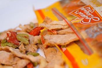 sachet kebab emince aux legumes du soleil